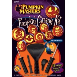 Vintage Pumpkin Carving Kit