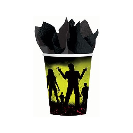 zombie hot/cold cups