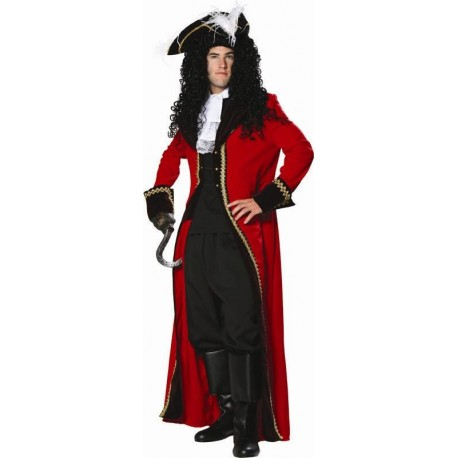 The Ultimate Captain Hook Costume