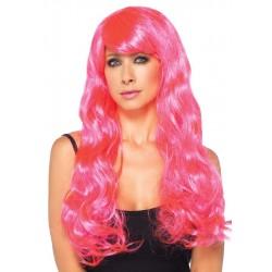 Starbright Neon Pink Wig