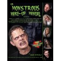 Monstrous Make Up Book