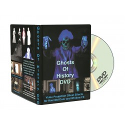DVD Video Projection Virtual Ghosts of History