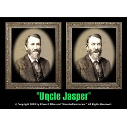 "Uncle Jasper 5""x7"" Changing Portrait"
