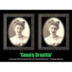 """Cousin Drusilla 5""""x7"""" Changing Portrait"""
