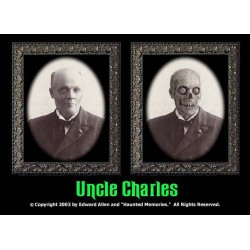 "Uncle Charles 5""x7"" Changing Portrait"