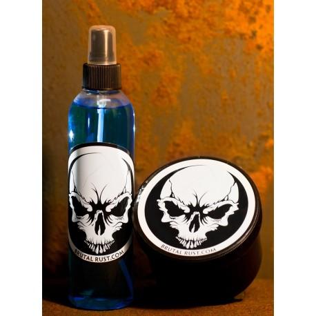 8 oz Sample Kit - Brutal Rust