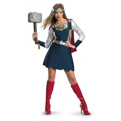 Avengers Adult Thor Girl Classic