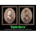 """Uncle Harry 5""""x7"""" Changing Portrait, Series Two"""