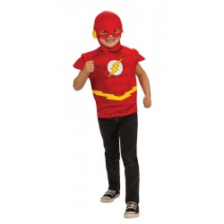 Flash Muscle Shirt Head Child