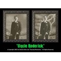 """Uncle Roderick 5""""x7"""" Changing Portrait, Series Two"""