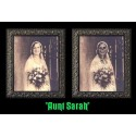 "Aunt Sarah 5""x7"" Changing Portrait, Series Two"