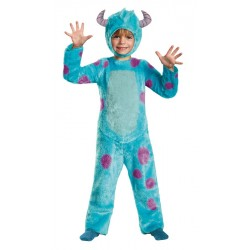 Monsters University Toddler Sully Deluxe