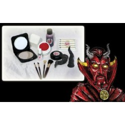 Deluxe Twisted Devil Make-Up Kit