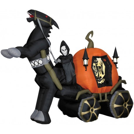 Airblown Reaper Carriage