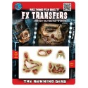 3D The Running Dead FX Transfer/Tattoo