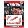 3D Staplestein FX Transfer/Tattoo