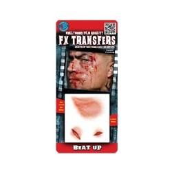 3D Beat Up FX Transfer/Tattoo