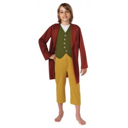 Hobbit Bilbo Baggins Child Costume