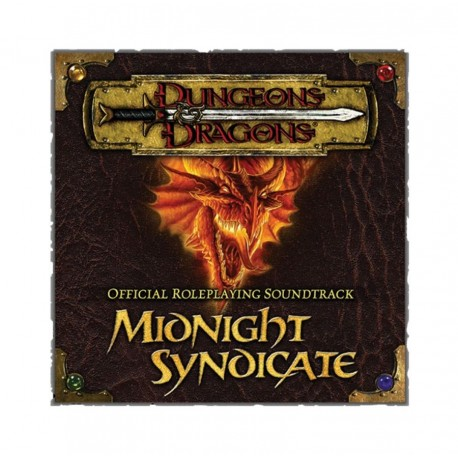 CD Dungeons and Dragons