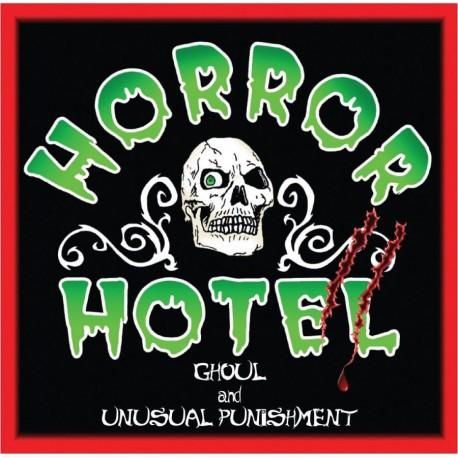 David Lady Halloween Horror Hotel II CD