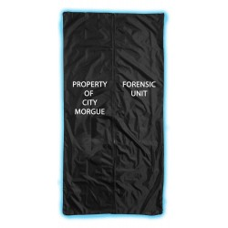 6ft LONG BODY BAG~MORGUE~Zombie/Forensic
