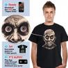 Frantic Zombie Eyes T-Shirt