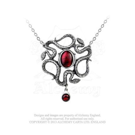 Serpent's Eye Necklace