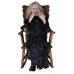 Laughing Hag Animated Prop