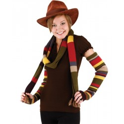 Dr. Who (4th) Brown Hat