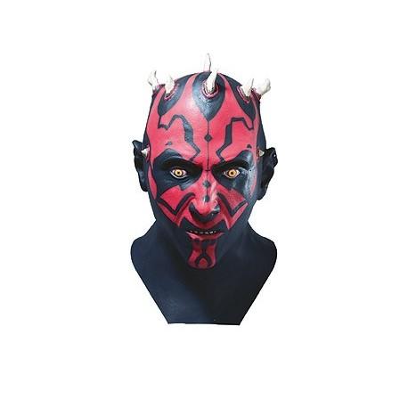 Star Wars Darth Maul Adult Latex Mask