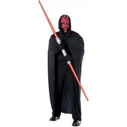 Star Wars Darth Maul Mask and Cape - Adult