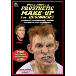 Prosthetic Make up DVD