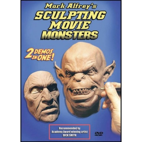 Sculpting Moving Monsters