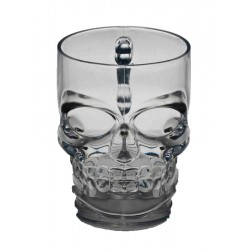 Set of 2 Skull Mugs