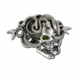 Eye Of the Gorgon Buckle