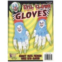 Evil Clown Gloves
