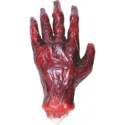 burnt hand prop