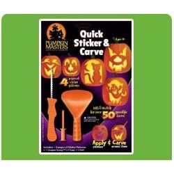 Quick Sticker Carve Kit
