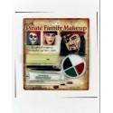 Pirate Family Makeup Kit