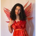 Azarelle Fairy Wings - Red